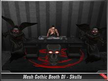 Gothic Booth Dj