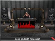 Dj Booth Industrial