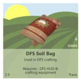 DFS Soil Bag