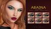 P O E M A - Ariadna Eyeshadows (wear to unpack)