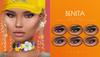 P O E M A - Benita Eyeshadows (wear to unpack)