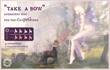"Jinx : ""Take a Bow"" HUD for the CenPETITaur"
