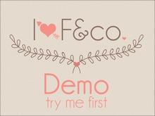 [I<3F] Emina - Demo