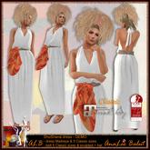 ALB SHOSHANA dress + hat DEMO - Maitreya - SLink Hourglass - 5 Classic - AnaLee Balut