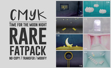 CMYK// 4. Time for the moon night