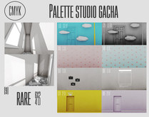 CMYK// 4. palette studio