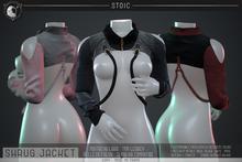 .STOIC. SHRUG JACKET FATPACK