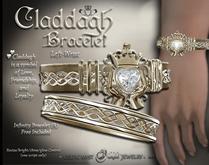 ♔ Claddagh Bracelet