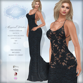 *Lurve* Magical Wishes Formal in Midnight - Maitreya - Belleza - Slink - TMP