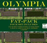QG Olympia Fat -Pack set