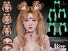 Sintiklia - Hair Usagi - Monochromes