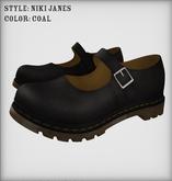 friday - Niki Janes (Coal)