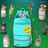 ... SpotCat ... Cat Backpack - #12