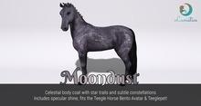 Lunistice: Moondust Body Coat & Hooves (for Teegle)