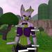 Tangle JOMO Female Fox Mod