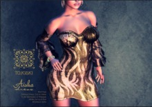 TO.KISKI - Aisha dress / FAT PACK