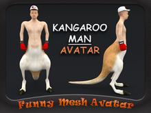 KANGAROO MAN AVATAR