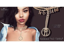 *Bonita* necklace NO TABU