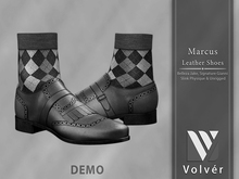 //Volver// Marcus Shoes - DEMO
