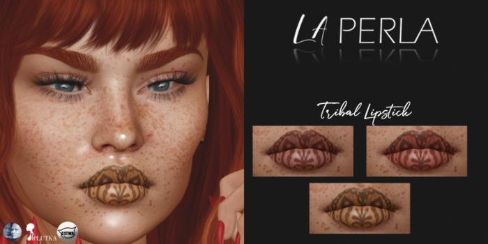 {LP}- Tribal  Lipstick