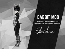 Kemono Cabbit: Obsidian (Retired)