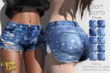 NG - Short Shorts Prints
