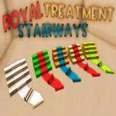 RACHELBREAKER RoyalTreatment Stairs Package