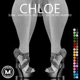 [MODA] CHLOE WEDGES & HUD 2.0 DEMOS