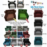 <:*BoOgErS*:> Owl Chair  Rare