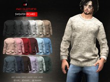 A&D Clothing - Sweater -Ricard-  FatPack