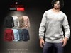 A&D Clothing - Sweater -Ricard-  SlimPack