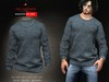 A&D Clothing - Sweater -Ricard- Blue