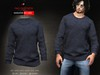 A&D Clothing - Sweater -Ricard- Navy
