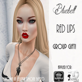 BLUEBELL - Red Lips Dollarbie