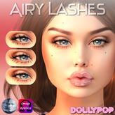 ~Dollypop~ Airy Lashes for Genus & Omega