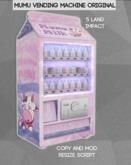 Caboodle - Mumu Vending Machine - Original