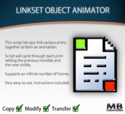 Linkset Object Animator