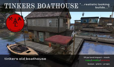 AL Tinkers Boathouse