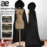 [ae] Morgana Cloak Black