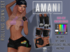 *AMANI* - Rolling Down Set (ML)