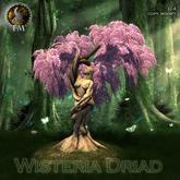 F&M * Wisteria Driad garden tree