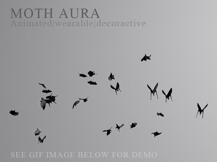*Drot* Moth Aura