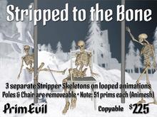 PrimEvil: Stripped to the Bone