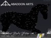 Abaddon arts   tpet uni   stardust body glitter sign 1