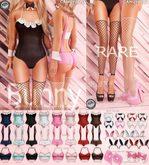 _CD_ Bunny Fishnet Socks - Maitreya Lara