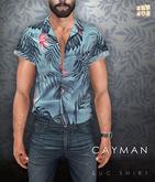 [Deadwool] Luc shirt - Cayman