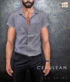 [Deadwool] Luc shirt - cerulean