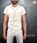 [Deadwool] Luc shirt - ivory