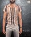 [Deadwool] Luc shirt - nude