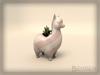 'Uppsala' llama planter